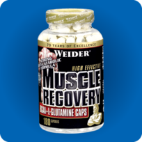 Muscle Recovery (BCAA+Glutamine) 180 капсул