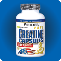 Pure Creatine Capsules (200 капсул)