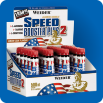 Speed Booster Plus 2 (25 мл. сироп)